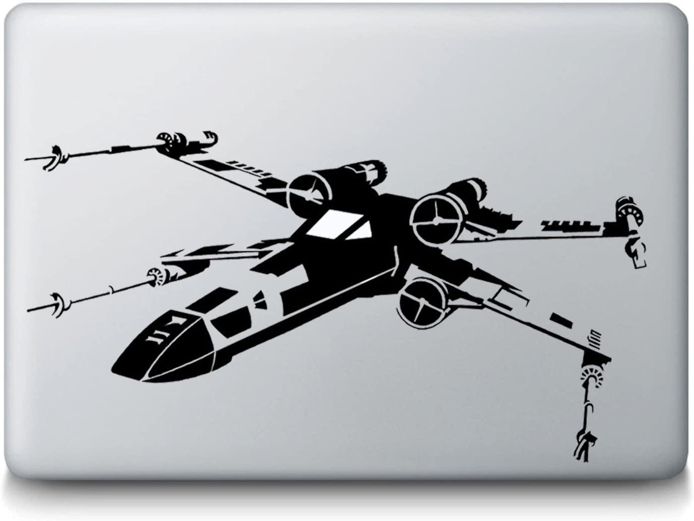 X-Wing Fighter Star Wars MacBook - Disney Mac Laptop Vinyl Decal Sticker