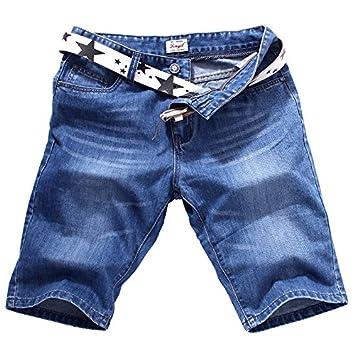 Mens Casual Vintage Sommer Denim plus Größe Shorts, 46  Amazon.de ... 56fdfc342e