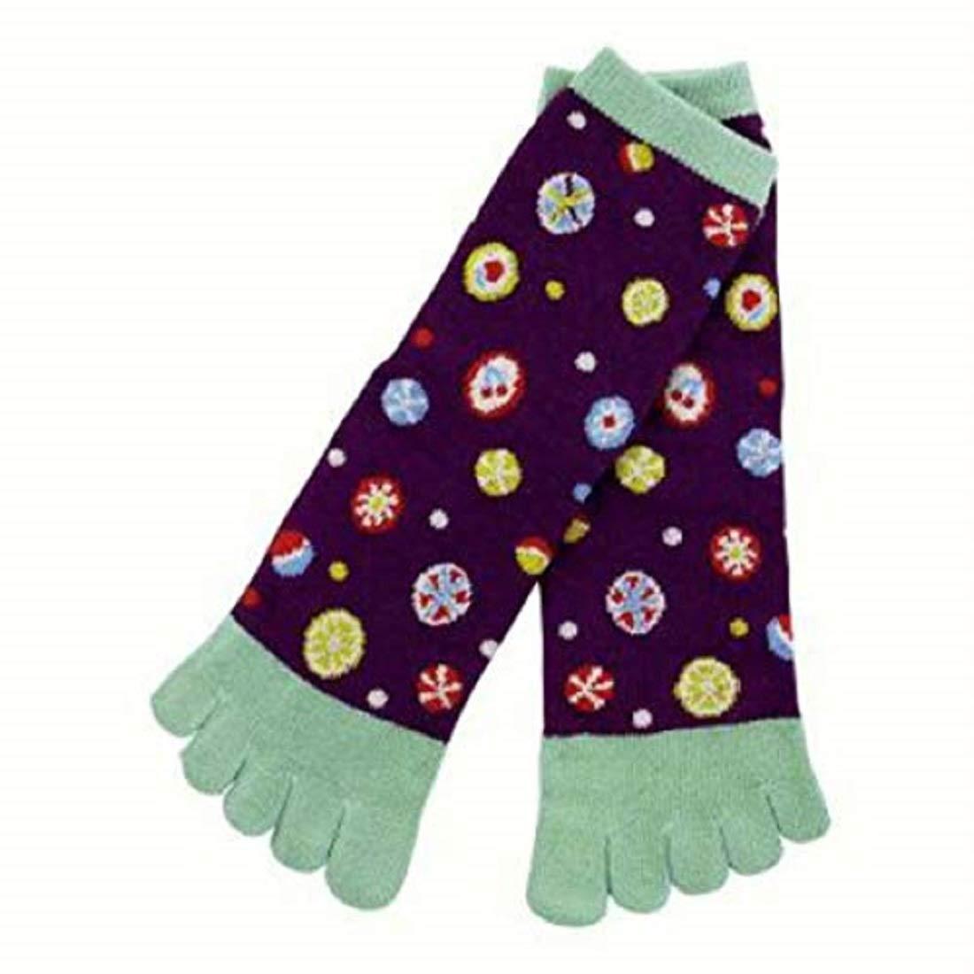 Japan Ninja 5toe Socks 31304746 Candy Assort Kyoto Kurochiku ...