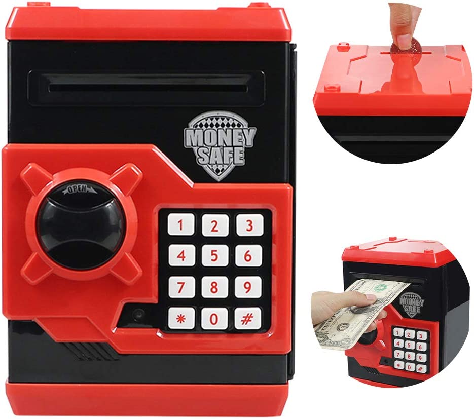 Mini ATM Piggy Bank