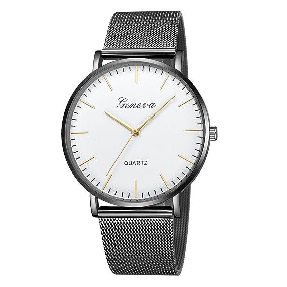 Lurcardo Reloj Mujer Reloj Elegante Analogico para Mujer de ...
