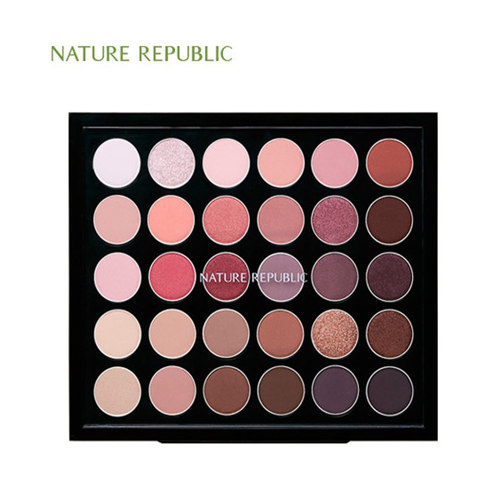 NATURE REPUBLIC Protouch Color Master Shadow Palette