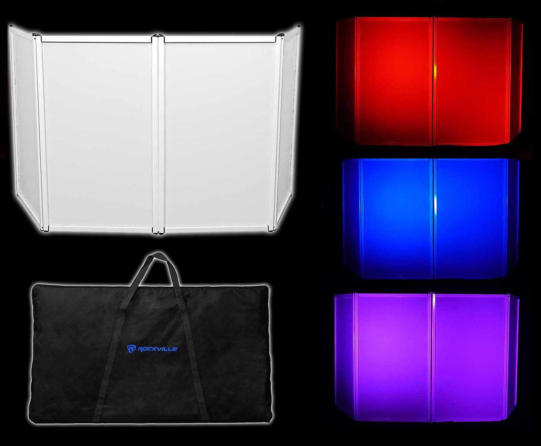 2 Par Lights JBL DJ Package w//EON One PRO Array Speaker+Sub+Facade+LED Fogger+