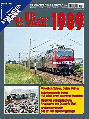 Die DR vor 25 Jahren - 1989 (EK-Themen)
