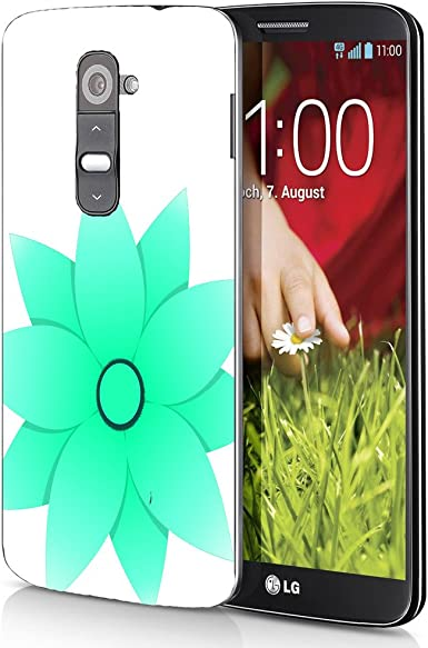 pheonix carcasa para LG G2 – Aqua Pascua grande: Amazon.es ...