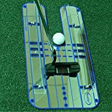 PureShot Golf Putting Alignment & Plane Mirror - Putting Training Aid - LOWER YOUR SCORES!