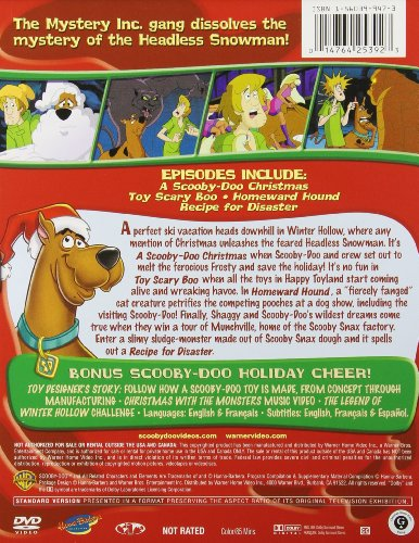 Amazon.com: Best of Scooby-Doo Christmas - 2 Pack (Merry Scary ...