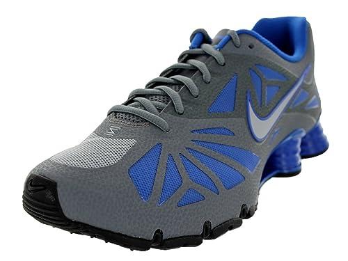 Nike Men s Shox Turbo 14 Cool Grey Wolf Grey Gm Ryl Blk Running Shoe 13 Men  US  Amazon.ca  Shoes   Handbags 0b7287498