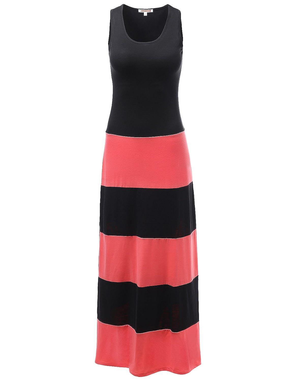 Awesome21 DRESS レディース B00ZYDGMEQ 4L|Awdmd067 Coral Awdmd067 Coral 4L
