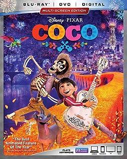Coco [Blu-ray] (Bilingual) (B07885CY3T) | Amazon Products