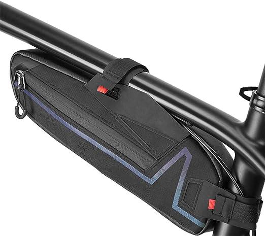 Bolsa de Cuadro de Bicicleta Bolsa de Bicicleta de 1.5L ...