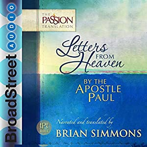 Letters from Heaven by the Apostle Paul Audiobook