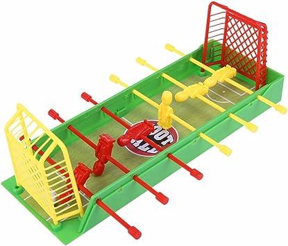 PowerBH - Juego de Mesa de Baloncesto y Golf, Juego de futbolín de fútbol, Divertido, para Fiestas, Juegos de Mesa y Juegos de Manos: Amazon.es: Juguetes y juegos