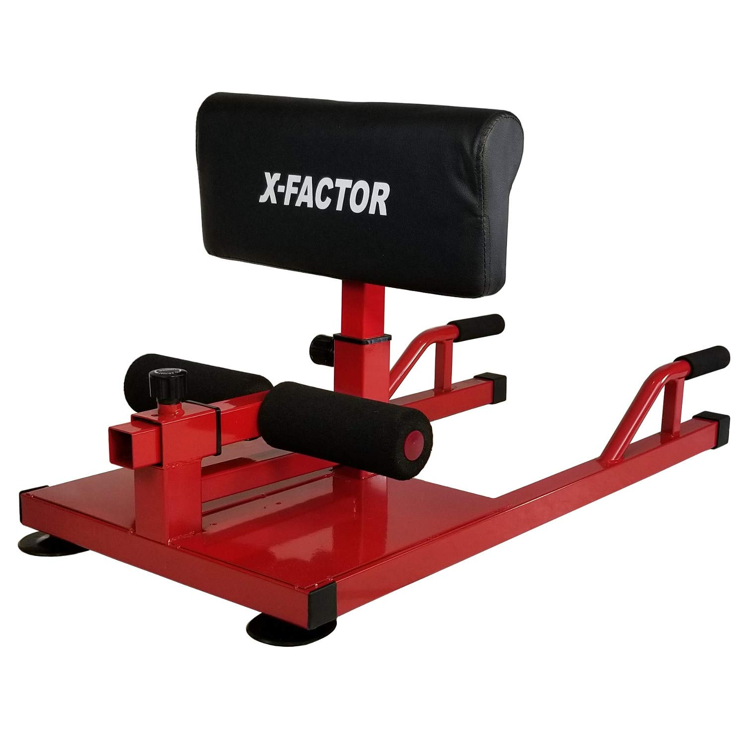 X-Factor Sissy Squat 3-in-1 Heavy Duty Sit Up Push Up Squat Home Workout Gym Machine