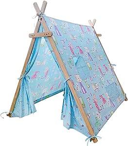 Carpa infantil Tiendas de campaña Tienda para niños Tienda de Moda para niños Tienda de Juegos para Interiores Tienda de Juguetes para niños fácil de Transportar Juguetes de Regalo para niños: Amazon.es: