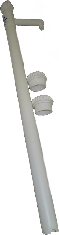 Action Pump 200/55 Ezi-Action 200/55 Food Grade Drum Pump with M63R Fitting, 55 Gallon