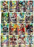 zhybac Trading Card 60 Tarjetas Gx Completas, 60 Tarjetas, Divertidas Tarjetas Flash, Tarjetas GX Tag Team, Carta rara…