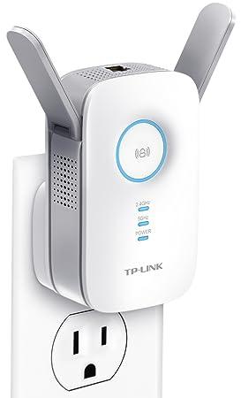 Tp Link Ac1200 Wi Fi Range Extender Gigabit Ethernet Port Compact