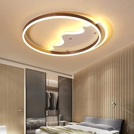 LED Dimmable Bedroom Ceiling Lights Flush Mount Ceiling ...