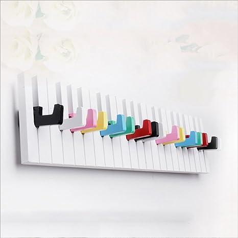 Amazon.com: COAT RACK NAN Liang Piano Section Color Key ...
