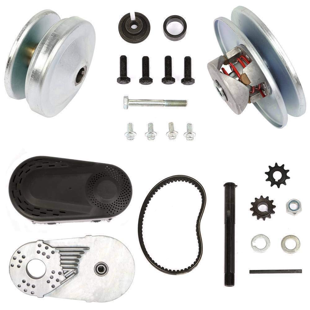Kart Supply 30 Series Torque Converter Kit both 35 and 40/420 Sprockets