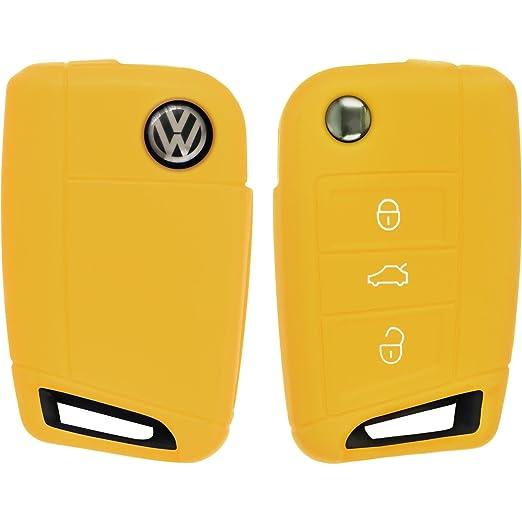 3 opinioni per PhoneNatic cover in Silicone chiavi per telecomando a 3 tasti VW Golf 7 /