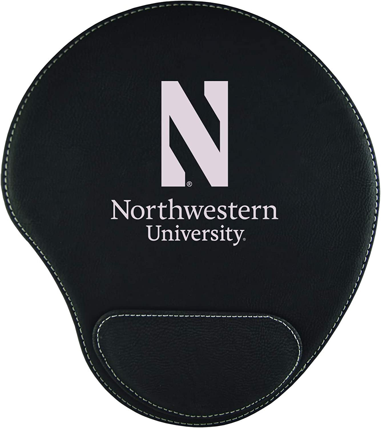 Northwestern Wildcats Mouse Pad with Wrist Rest