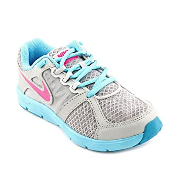 eec9d19ae546 NIKE Lunar Forever 2 (PS) Youth Girls Gray Running Shoes Size   Amazon.co.uk  Shoes   Bags
