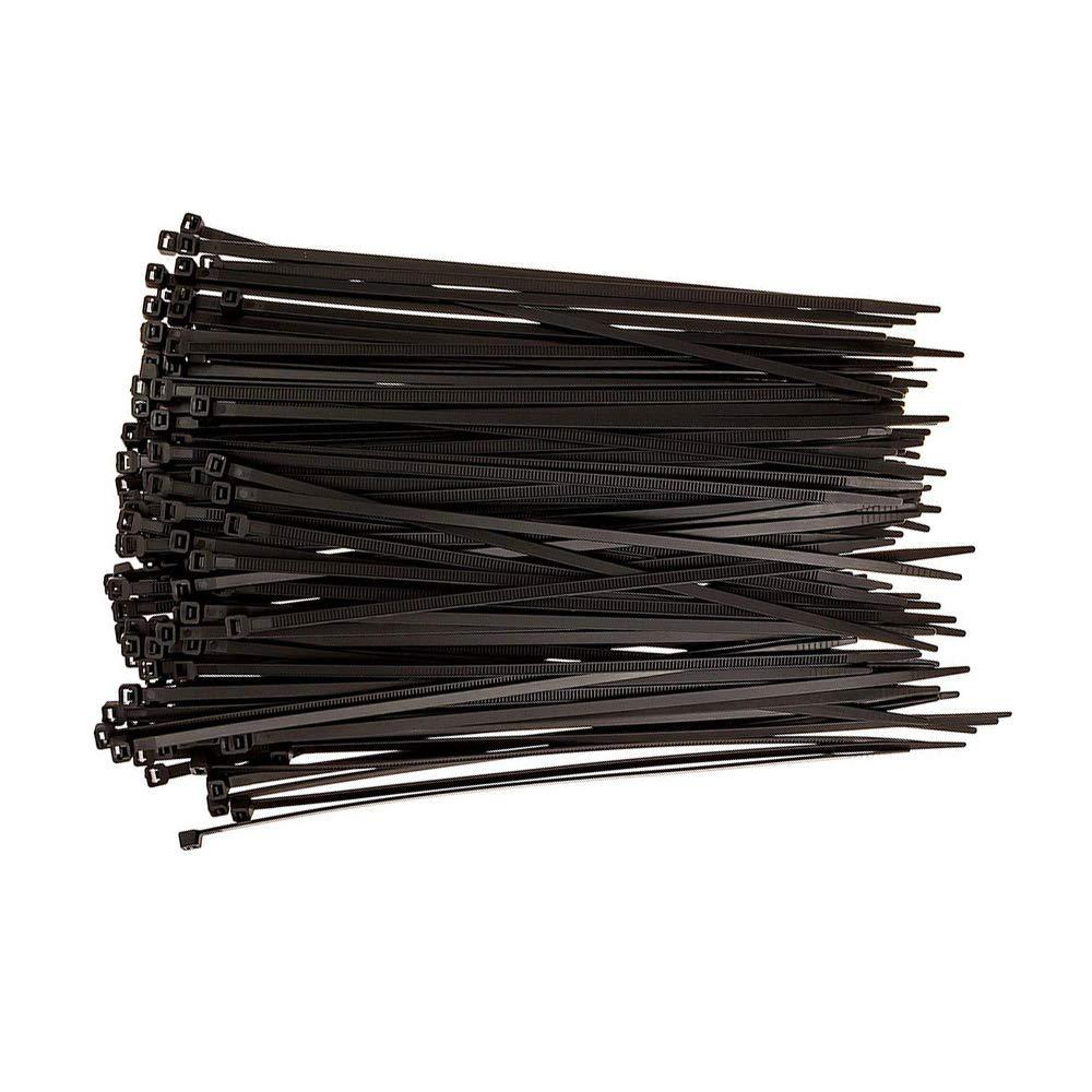 Dtol 20, 3cm plastica fascette fermacavo pezzi (nero) Generic GRC-20