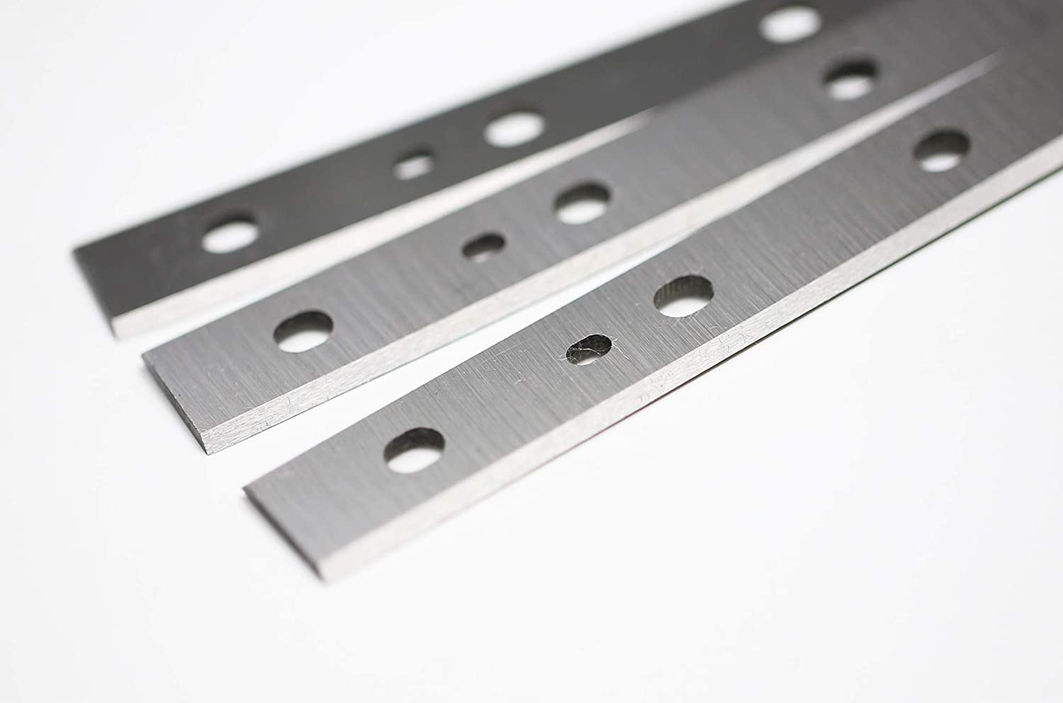Double Sided HSS Planer Blades for DW735 13-Inch Heat Treated Set ...