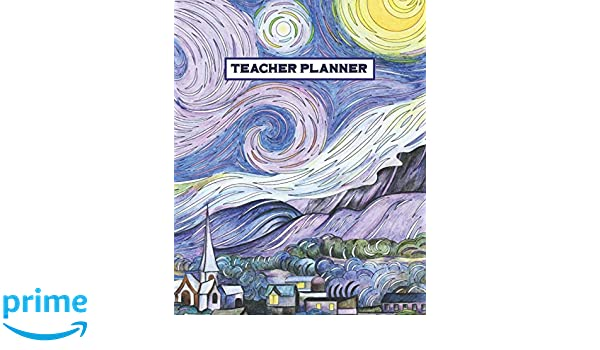 Teacher Planner: Vincent van Gogh The Starry Night Lesson ...