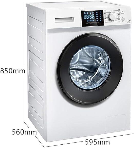 Lavadora 9 kg de frecuencia Intermedia Tambor automática for ...
