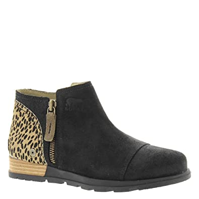 Sorel Major Low Premium Boot - Women s Black   Fossil 10.5 B(M) US  Buy  Online at Low Prices in India - Amazon.in 104237710ee
