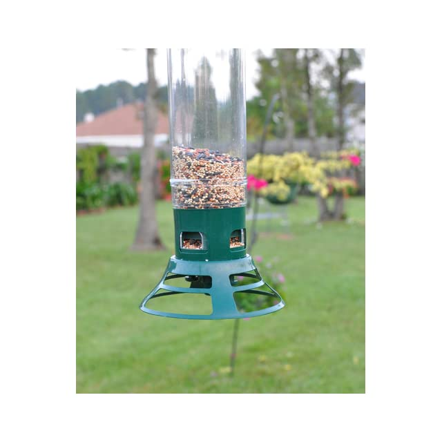 Perky Pet 5141 2 Squirrel Slammer Wild Bird Feeder