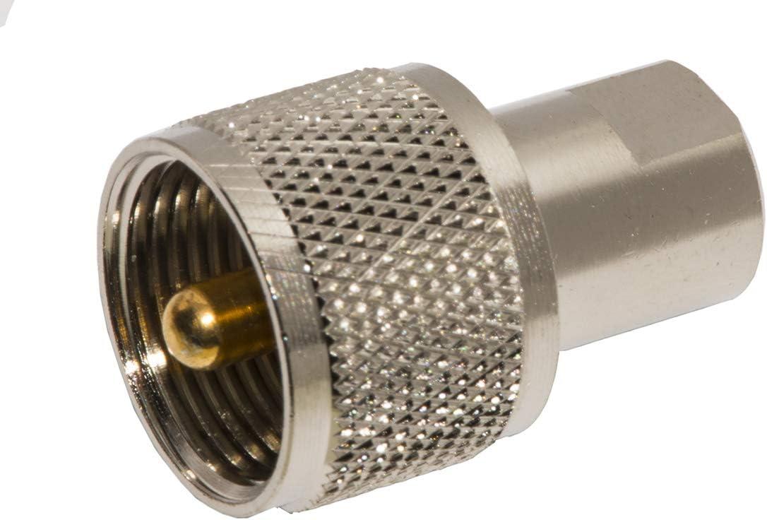 Link Adaptateur UHF m/âle FME m/âle
