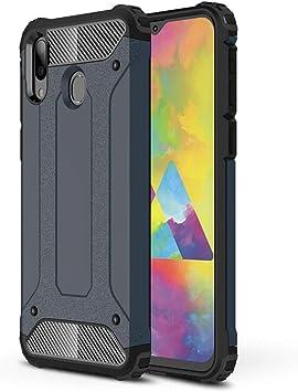 RZL Teléfono móvil Fundas para el Samsung Galaxy M20, el Estuche ...