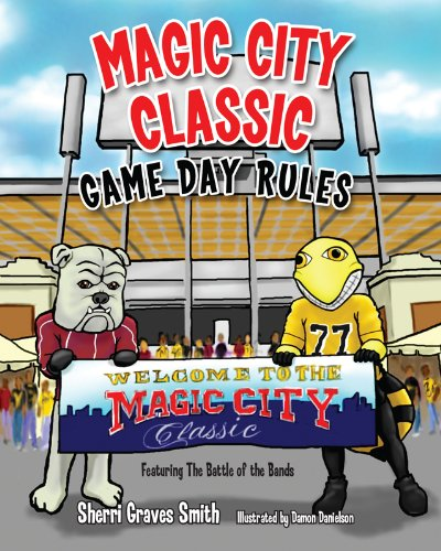Magic City Classic Game Day Rules (University Alabama Day Game)