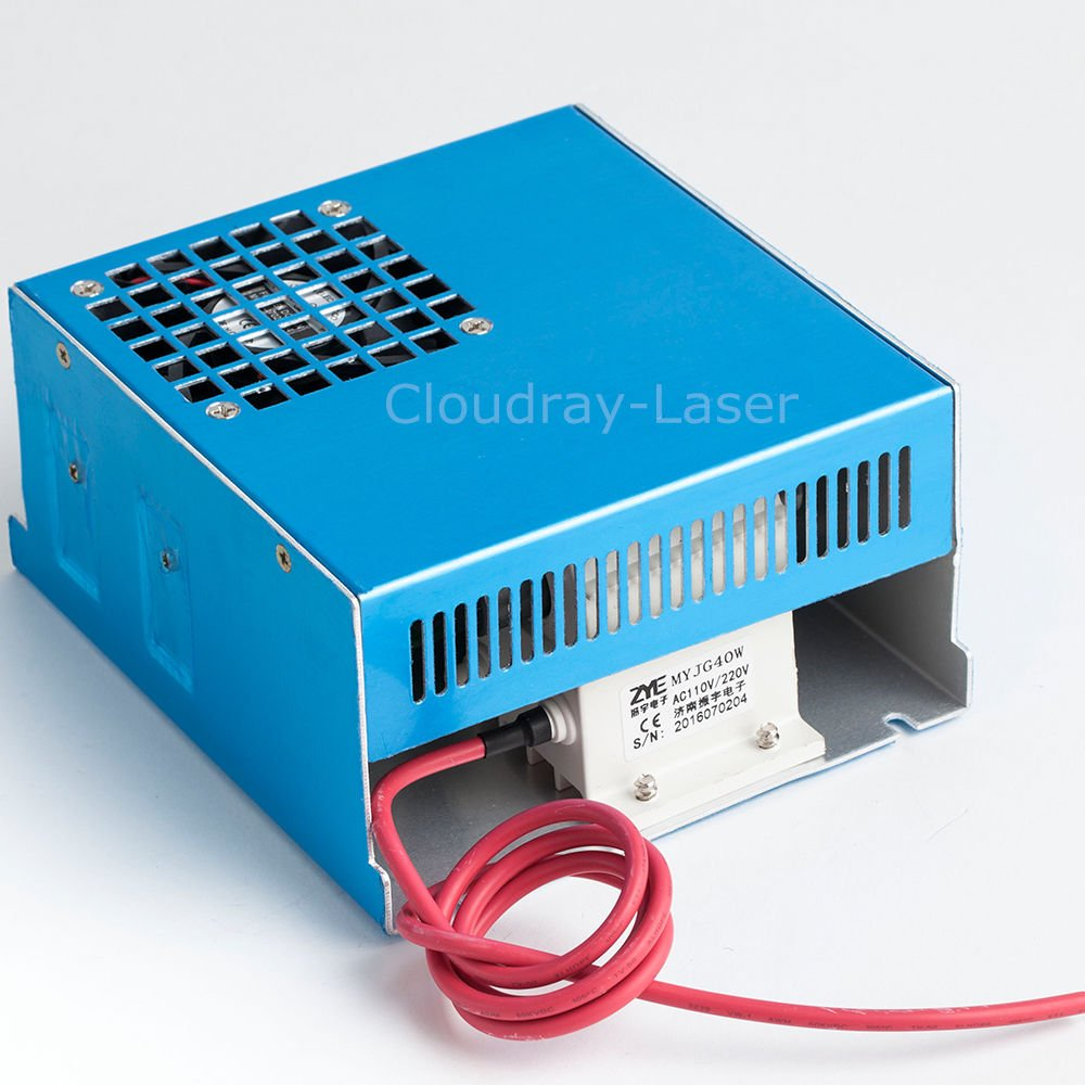 Similar Results 40w Laser Power Supply Circuits Cloudray Co2 For Engraving Cutting Machine Myjg 40t