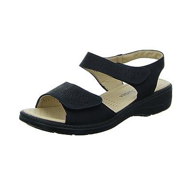 Donna Andrea 233-105 Damen Komfort Sandalette  Amazon.de  Schuhe ... a9f3ca6320