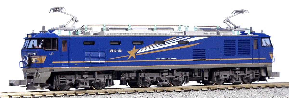 【おトク】 KATO Nゲージ EF510 新車番 500 北斗星色 北斗星色 新車番 3065-3 B00KBQV5JI 鉄道模型 電気機関車 B00KBQV5JI, GDOゴルフショップ:3b131a4c --- a0267596.xsph.ru