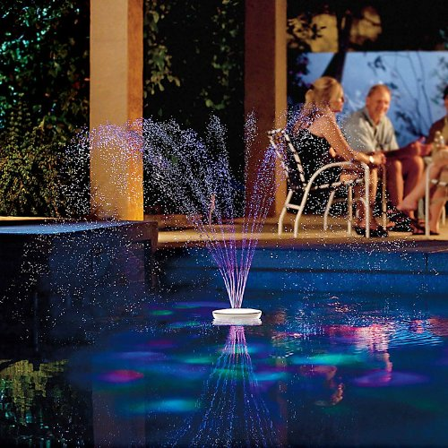 Underwater Light Show & Fountain Deluxe by Pool Fun