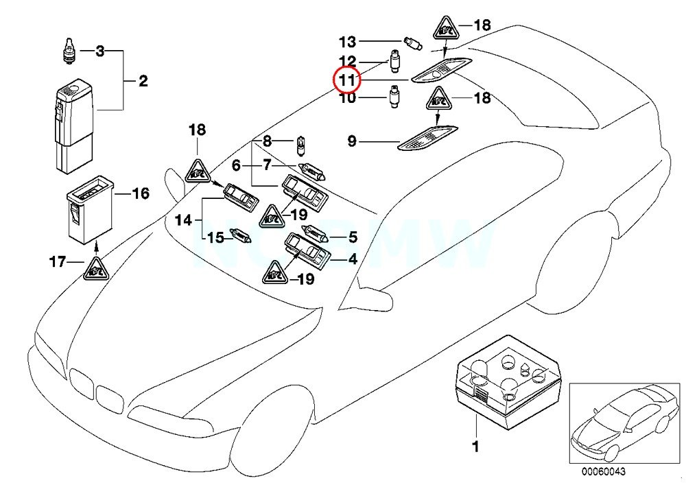 Bmw E60 523i Fuse Box Diagram