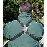 Swarovski Optiks Binoculars Suspenders (Black)