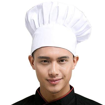 AZX Gorro de Chef 2e5520fea32