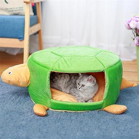 Klein Hund Bett Katze Haus Schildkrote Gestalten Abnehmbar Kissen
