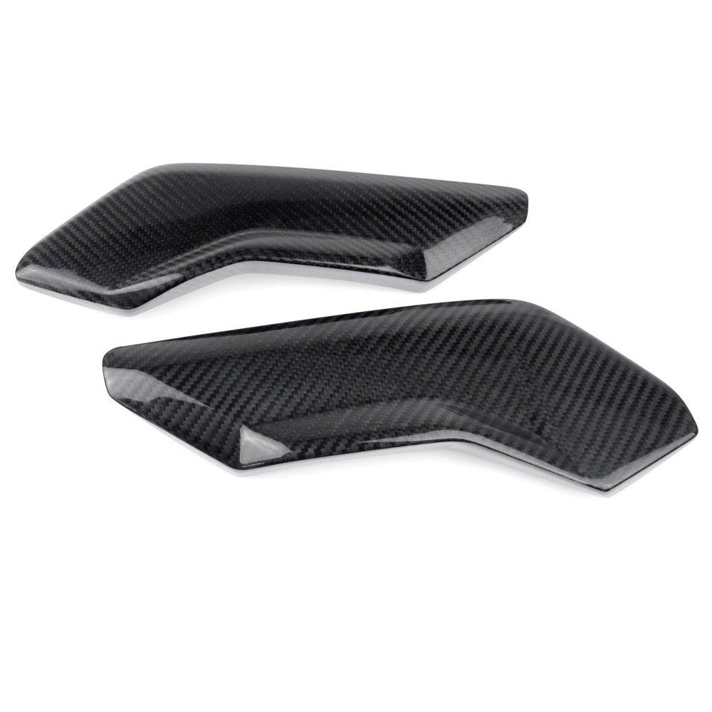BMWGS Carbon Seitliche Sitzbankverkleidung RACEFOXX 1 Paar