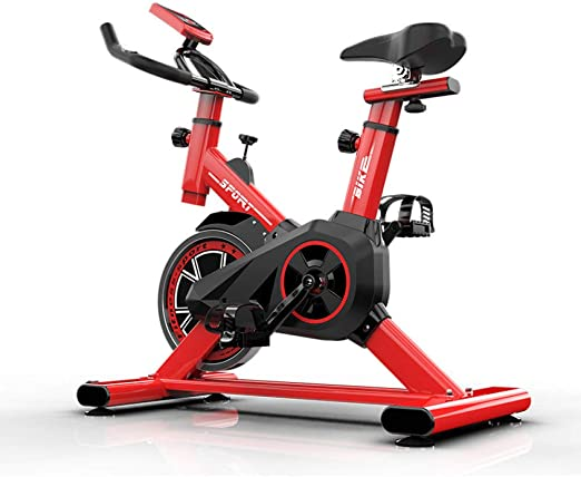ZLL Inicio Bicicleta De Spinning, Bicicleta De Ejercicio Ultra ...