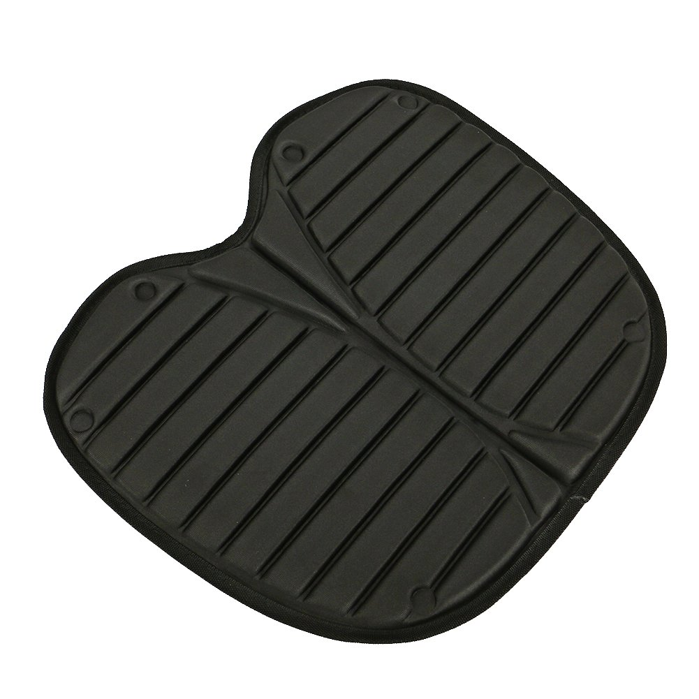 Tearcam Kayak Back Seat Cushion Seat Pad Lightweight Nylon Paddling Cushion for Sit-on Top Kayak, Sporting Event Seat Pad, Outdoor, Travel