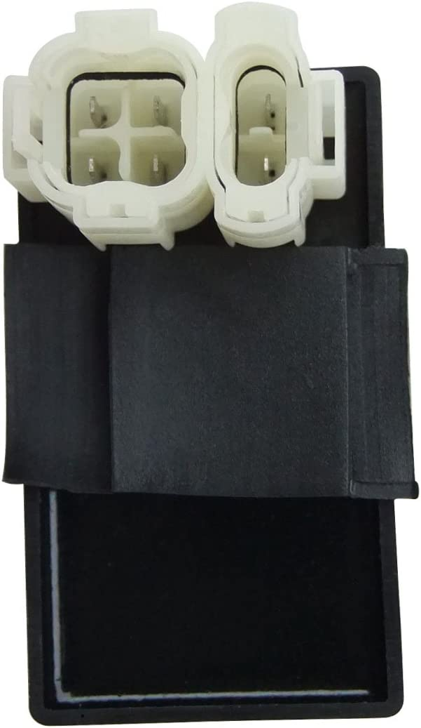 shamofeng Ignition Coil CDI Solenoid Relay Voltage Regulator for GY6 50cc 125cc 150cc ATV Scooter Moped