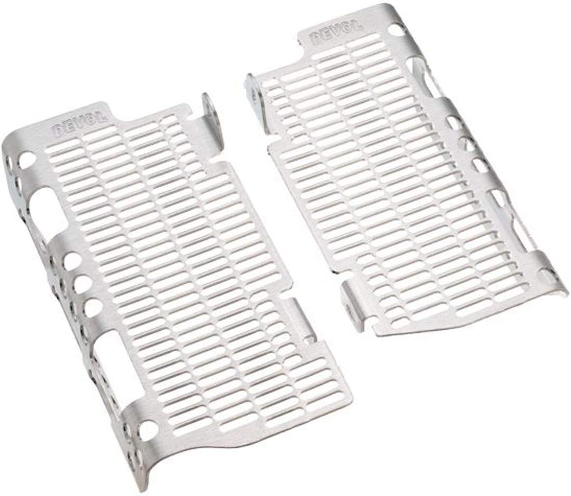 Devol Radiator Guards for 96-01 Yamaha YZ250